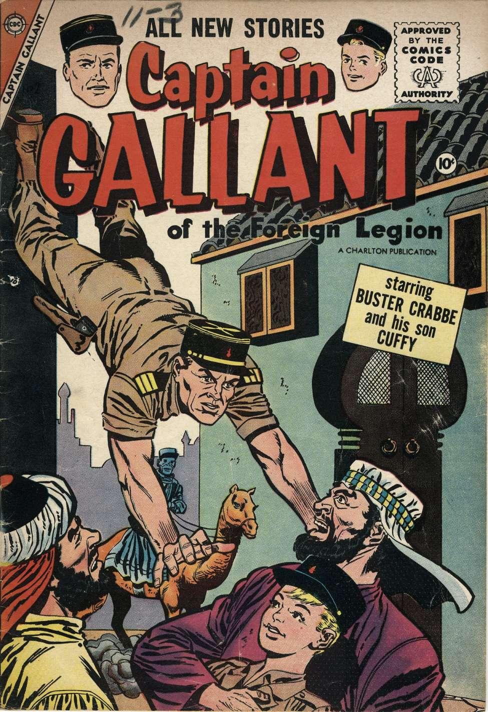 Captain Gallant Vol 1 2
