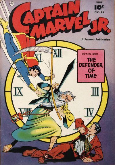 Captain Marvel, Jr. Vol 1 86