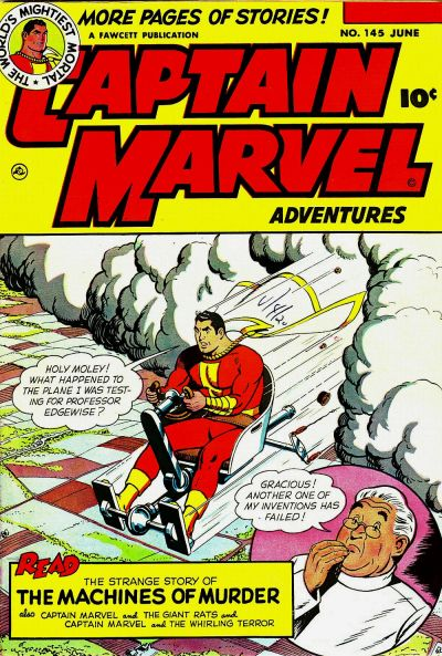 Captain Marvel Adventures Vol 1 145