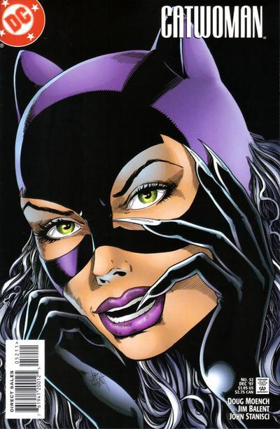 Catwoman Vol 2 52