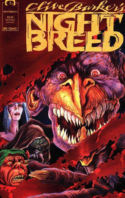 Nightbreed Vol 1 5
