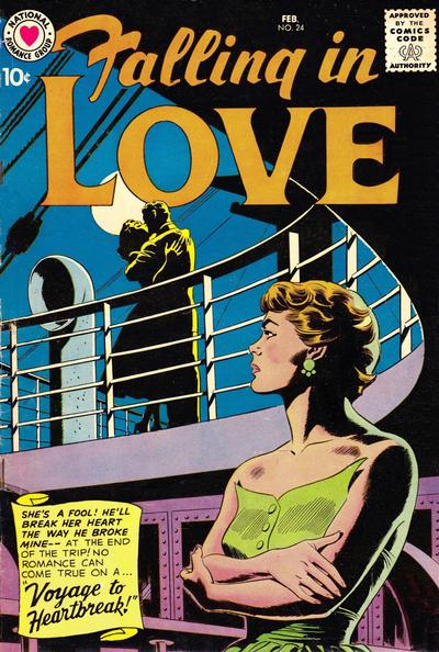 Falling in Love Vol 1 24