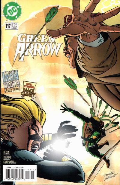 Green Arrow Vol 2 117