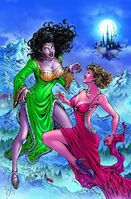 Grimm Fairy Tales Unleashed Eternal Vol 1 3-PA
