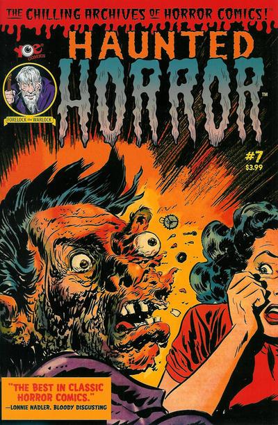 Haunted Horror Vol 1 7