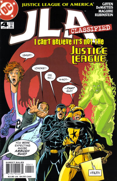 JLA Classified Vol 1 4
