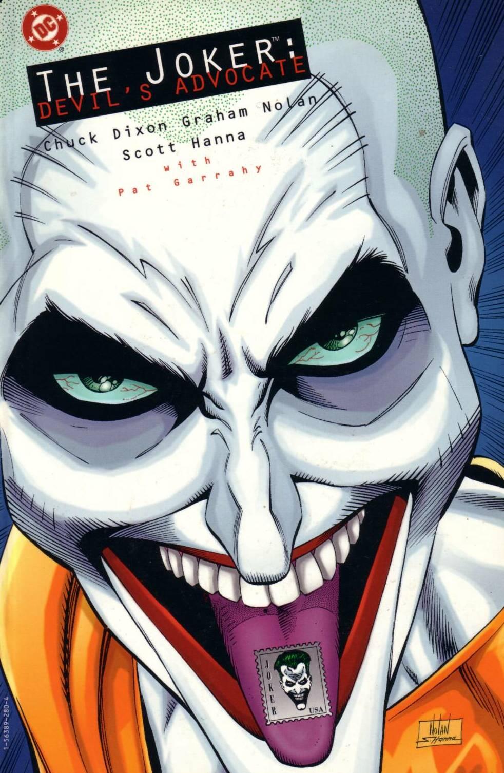 Joker: Devil's Advocate
