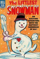 Littlest Snowman Vol 1 1