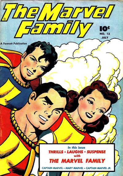 Marvel Family Vol 1 13