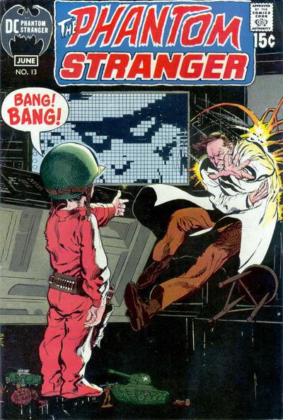 Phantom Stranger Vol 2 13