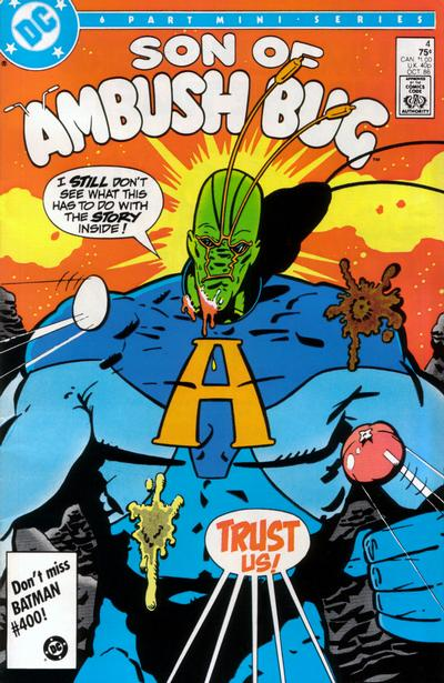 Son of Ambush Bug Vol 1 4