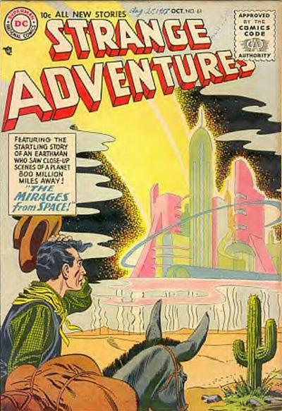 Strange Adventures Vol 1 61