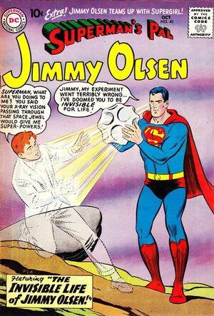 Superman's Pal, Jimmy Olsen Vol 1 40.jpg