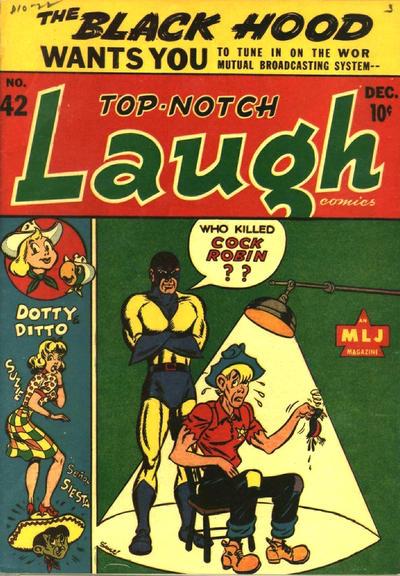 Top-Notch Laugh Comics Vol 1 42