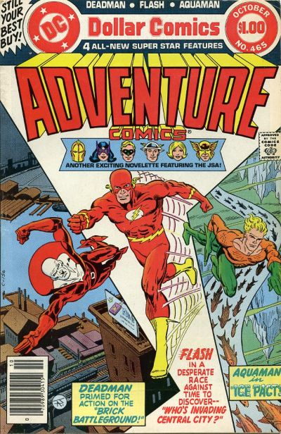 Adventure Comics Vol 1 465