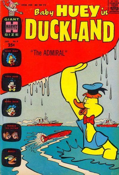Baby Huey in Duckland Vol 1 8