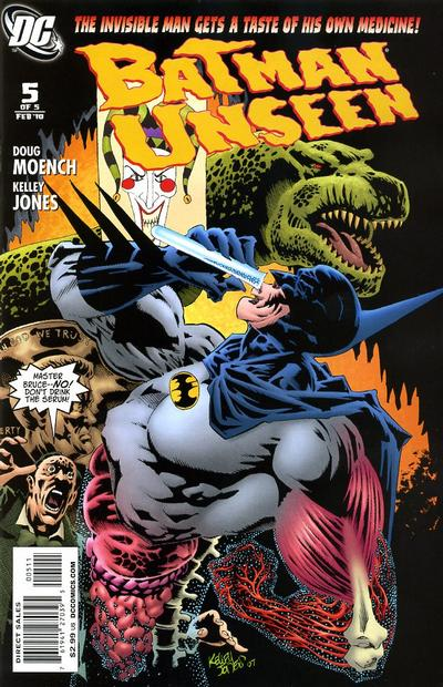 Batman: Unseen Vol 1 5