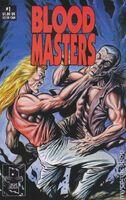 Blood Masters Vol 1 1