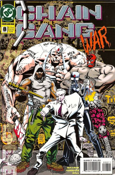 Chain Gang War Vol 1 8
