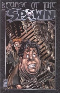 Curse of the Spawn Vol 1 5
