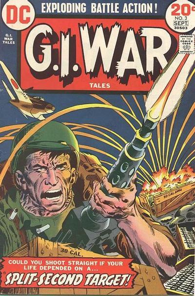 G.I. War Tales Vol 1 3