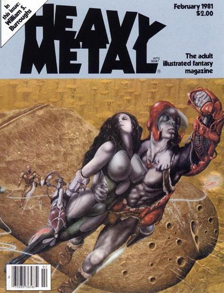 Heavy Metal Vol 4 11