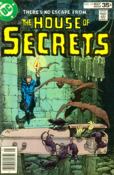 House of Secrets Vol 1 151