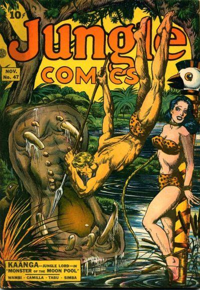 Jungle Comics Vol 1 47
