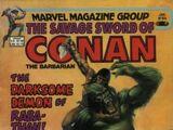 Savage Sword of Conan Vol 1 84