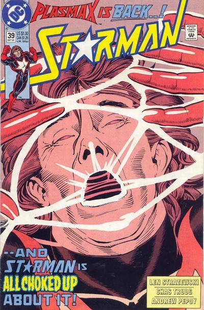 Starman Vol 1 39