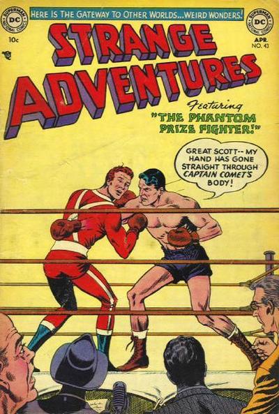 Strange Adventures Vol 1 43