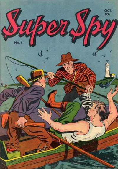 Super Spy Vol 1