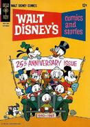 Walt Disney's Comics and Stories Vol 1 300