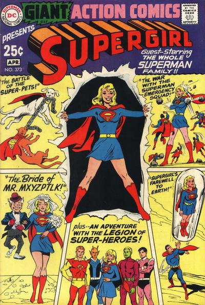 Action Comics Vol 1 373
