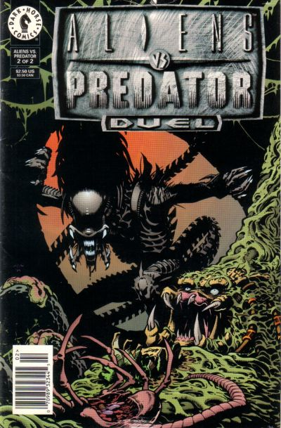 Aliens vs. Predator: Duel Vol 1 2
