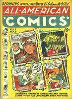 All-American Comics Vol 1 2