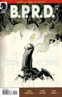 B.P.R.D.: King of Fear Vol 1 5