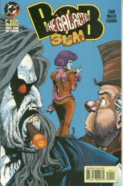 Bob, the Galactic Bum Vol 1 4