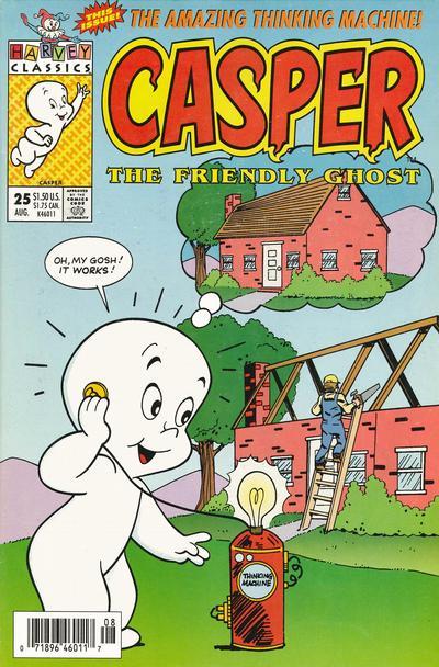 Casper The Friendly Ghost Vol 2 25