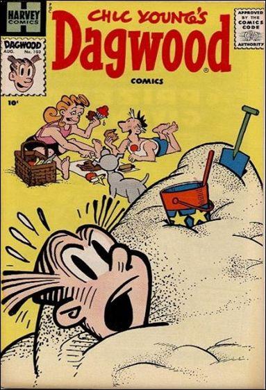 Dagwood Comics Vol 1 103
