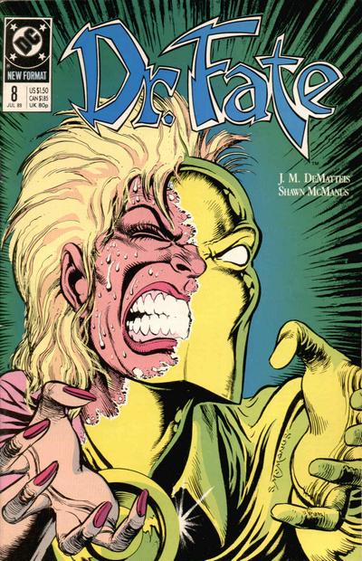 Doctor Fate Vol 2 8