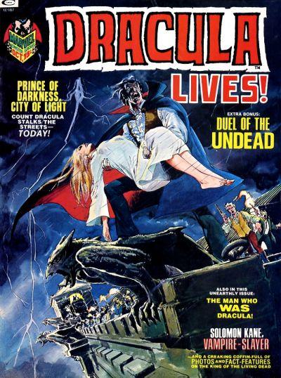 Dracula Lives Vol 1 3