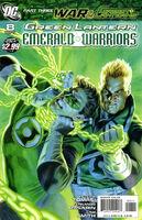 Green Lantern Emerald Warriors Vol 1 8