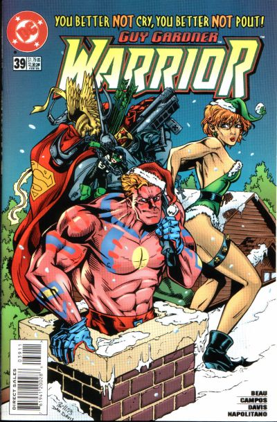 Guy Gardner: Warrior Vol 1 39