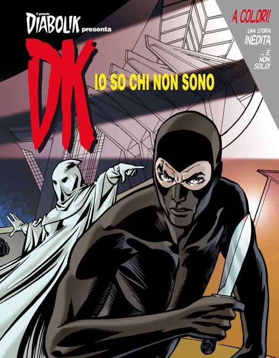 Il Grande Diabolik Vol 1 1/2013