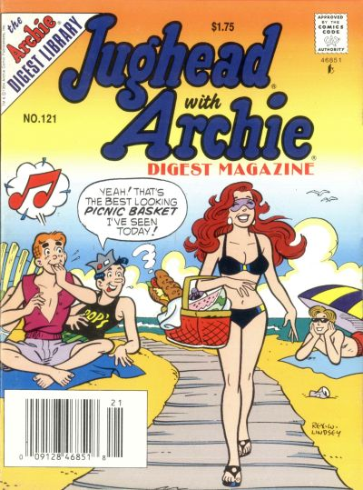 Jughead with Archie Digest Vol 1