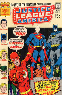 Justice League of America Vol 1 89