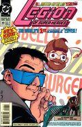 Legion of Super-Heroes Vol 4 49
