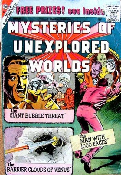 Mysteries of Unexplored Worlds Vol 1 16