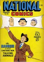 National Comics Vol 1 58